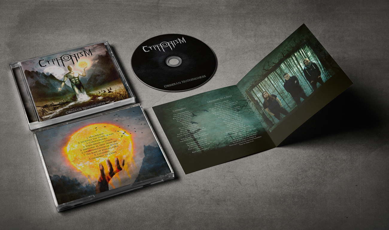 Cyphonism CD case